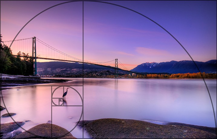 Use the Golden Ratio to enhance your composition