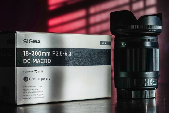 Sigma 18 300mm F3 5 6 3 Dc Macro Lens Review