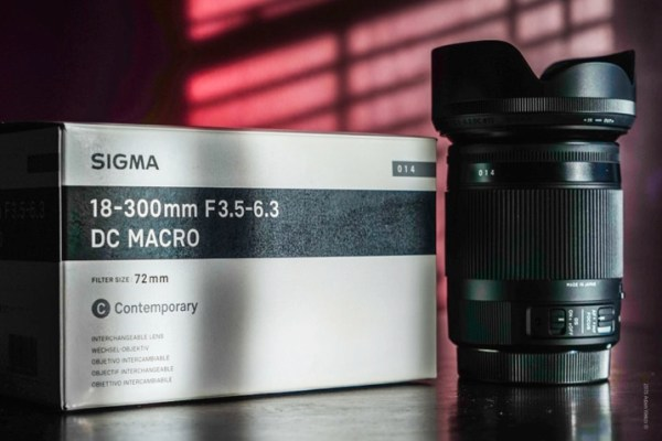 Sigma 18-300mm F3.5-6.3 DC Macro Lens Review