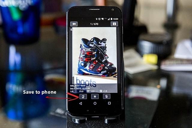 Canon Wi-Fi App