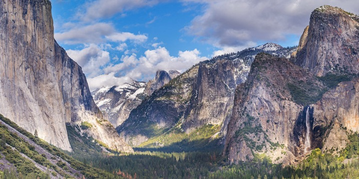 Yosemite Tunnel View Jkatzphoto