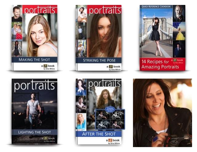 Portraits bundle gina