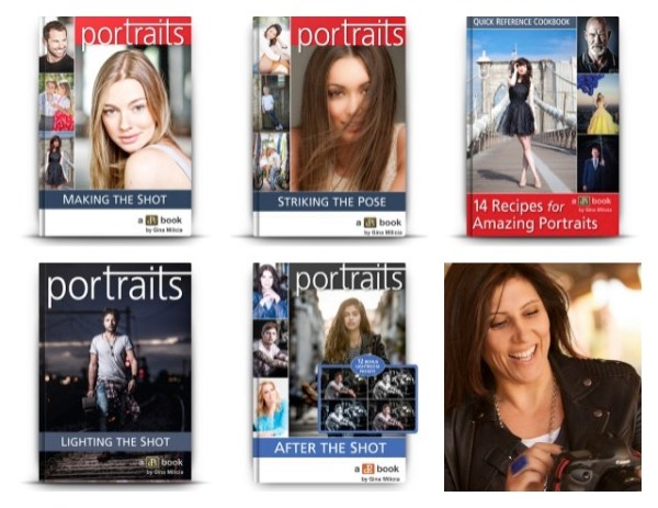 Our Perfect Portrait Pack of eBooks – 73% Off Today Only