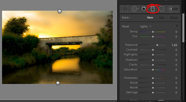 reverse engineer a preset in Lightroom