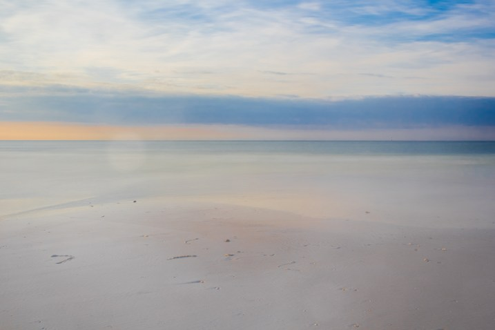 Another example of long-exposures at daytime with the neutral density filter.