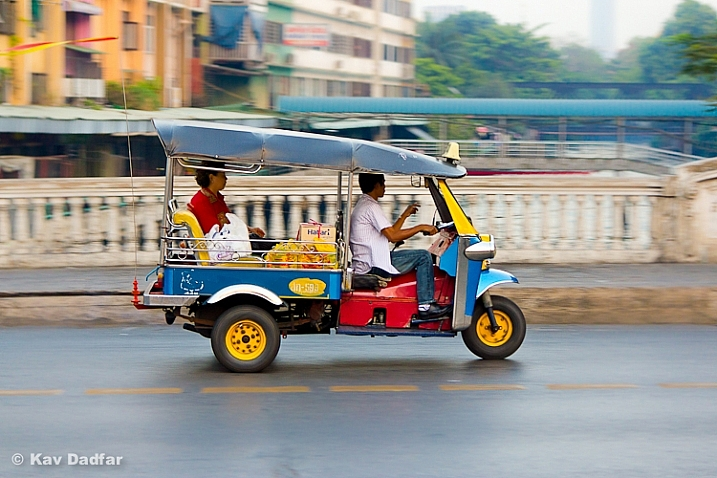 Motion blur is a great way to convey movement and speed and can add real dynamism to your images.