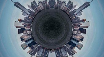 How to Make a Little Planet Using Photoshop