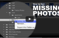 Tips for How to Find Lost or Missing Photos in Lightroom