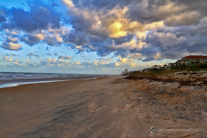 Ormond Beach, Florida by Anne McKinnell