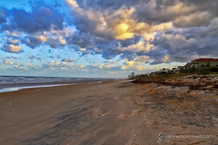 Ormond Beach, Florida by Anne McKinnell