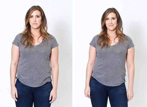 Como posar e inclinar seu corpo para melhores retratos