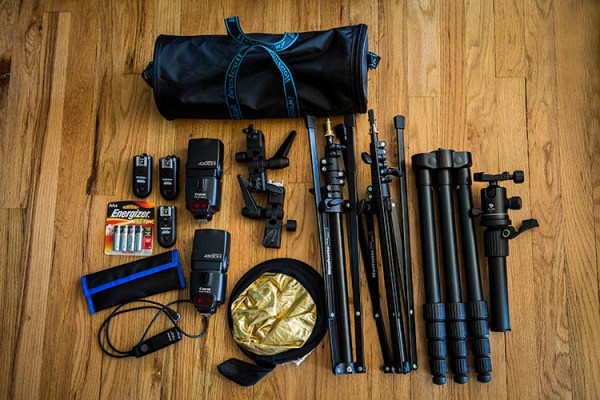 How to Build the Best On-Location Photography Lighting Kit