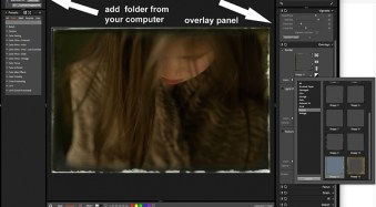 How to Add Vintage Frame Overlays Using Alien Skin Exposure X