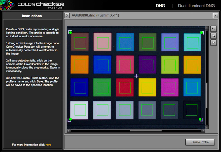 ColorChecker Passport & Lightroom