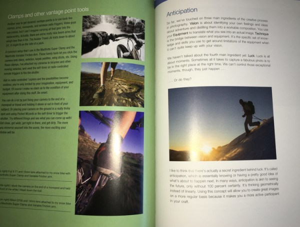 Review – Outdoor Action and Adventure Photography Paperback Book