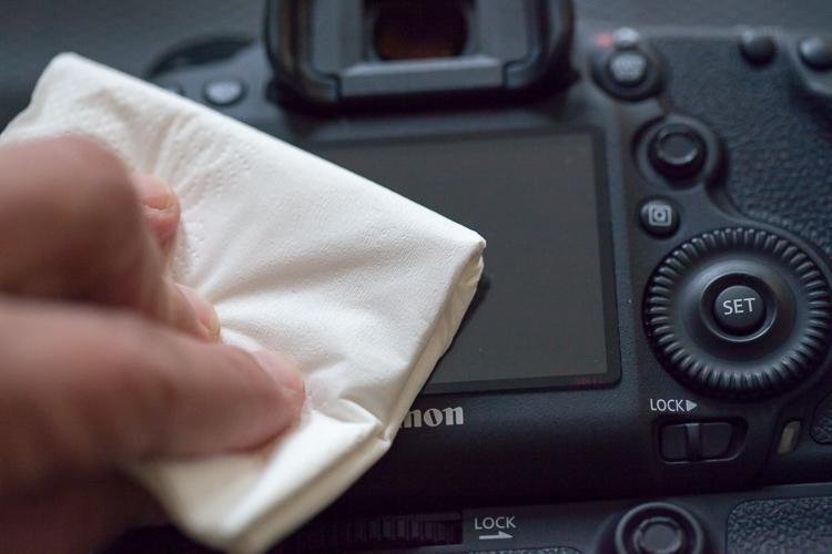 Clean Camera Gear
