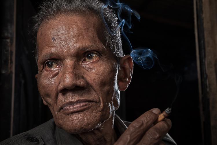 2 Smoking Guy