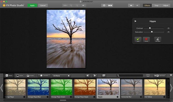 Macphun FX Photo Studio CK