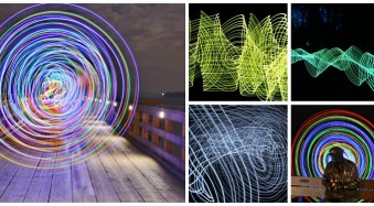 How to do Light Painting Photography Art with Endless Possibilities