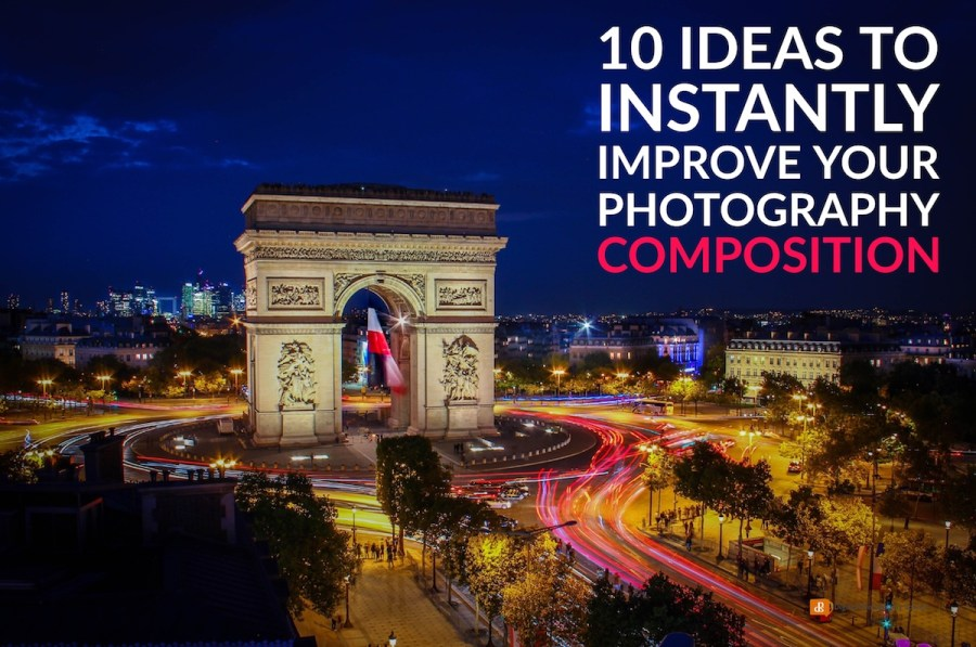 10 Ideas to Instantly Improve Your Photography Composition My photography training took place back in the early 90s  at an intense  technical photo school in California  I love tech in all forms  and I love  reading