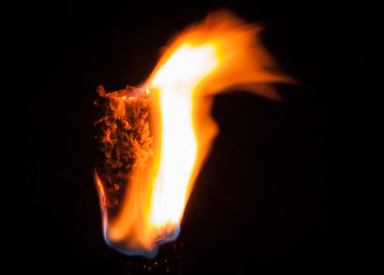 dicas para fotografia de fogo de longa exposição