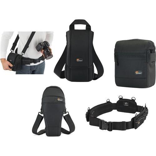 modular camera bag system