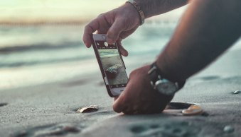 How Using Your Smartphone Camera Can Help Improve Your Photography