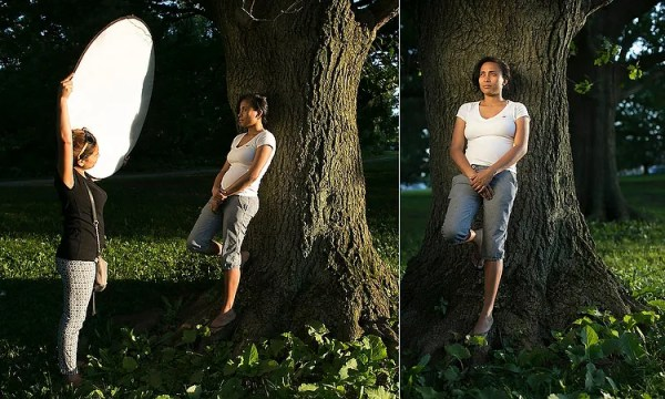 6 Ways of Using Reflector to Take Better Portraits