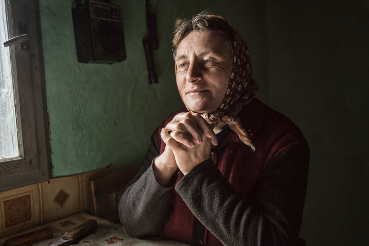 1 Romanian Woman
