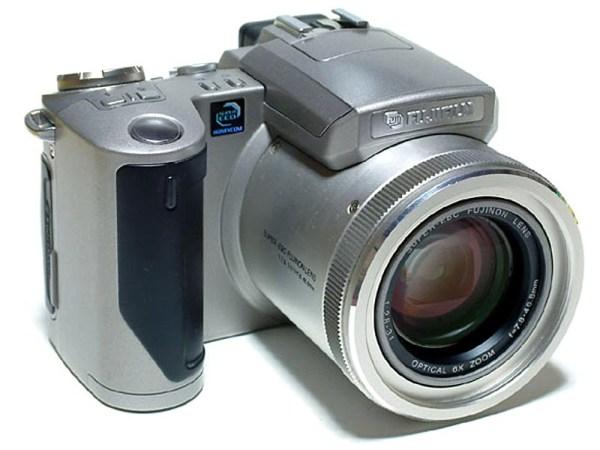 FujiFilm Finepix 4900Z