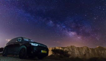 Tips for Shooting the Milky Way
