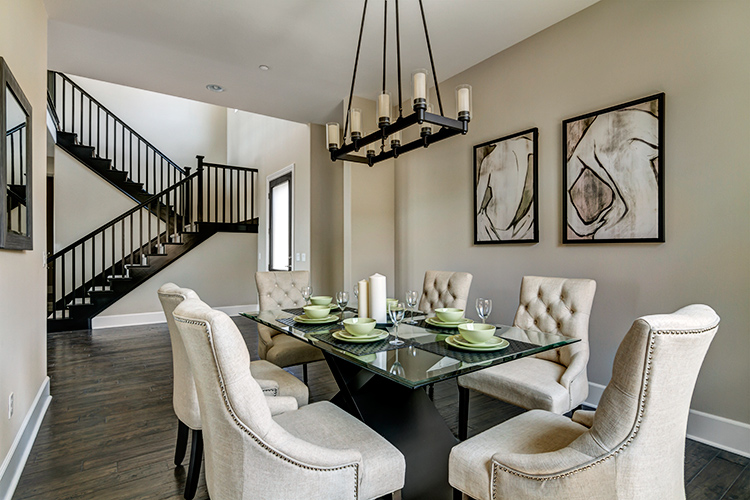17 dining chandelier off