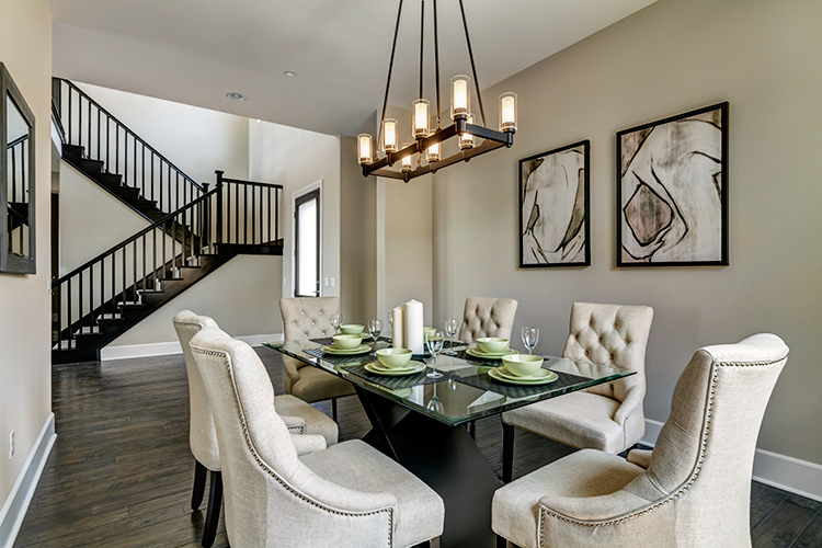 18 dining chandelier on