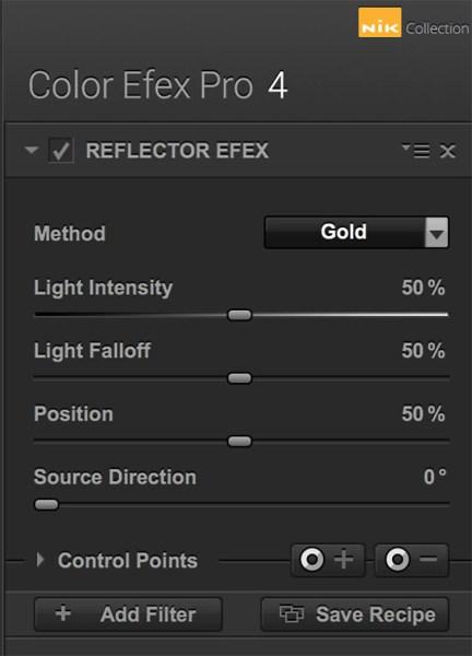 Nik - Reflector FX