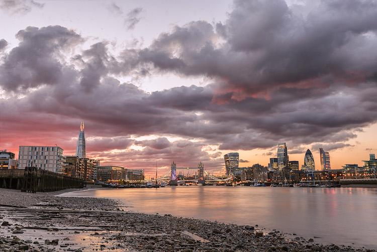 landscape photography London, England