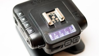 Overview and Test of the New Cactus V6II Wireless Flash Trigger for High-Speed Sync