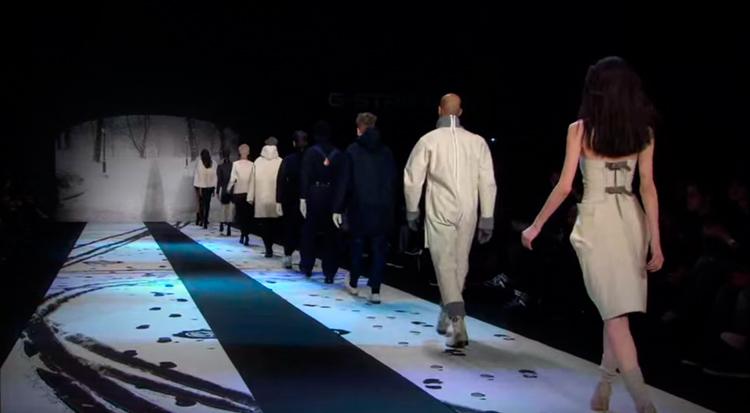 GStar Fashion Show