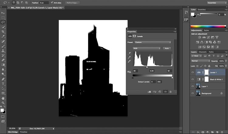 3 Ways to Make a Sky Selection Using Photoshop