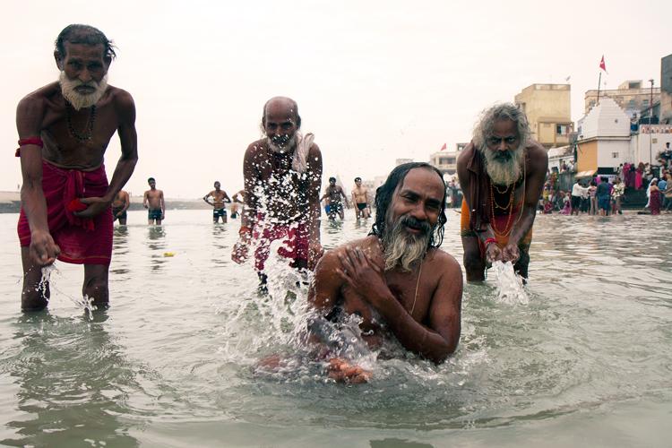 Kombh Mela festival India