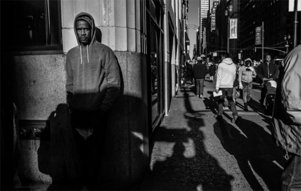 A Simple Way to Conquer Your Fear of Street Photography