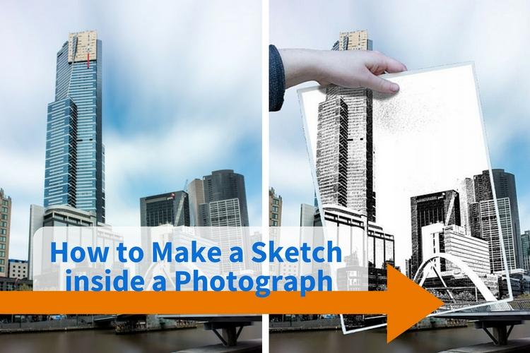 how-to-make-a-sketch-inside-a-photograph