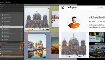 From Lightroom to Instagram