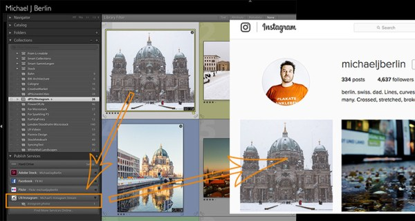How to Publish Images Directly to Instagram From Lightroom