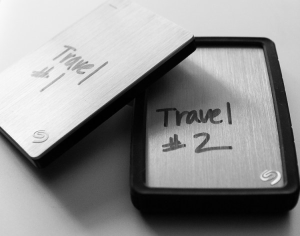 Step by Step Plan for Backing Up Your Images While Traveling