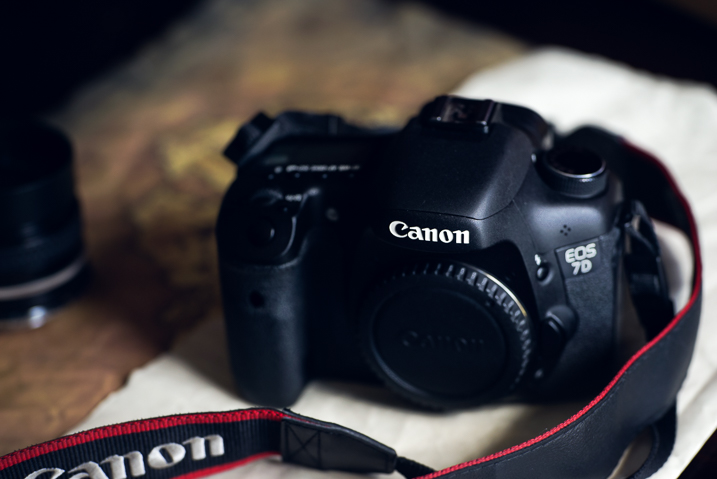 which camera is best for you - Canon 7d camera