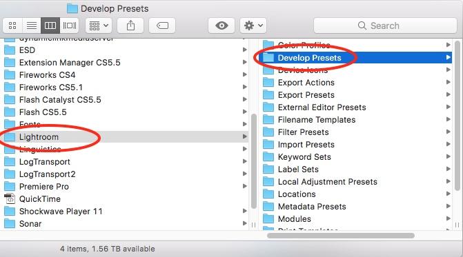 lightroom-presets-install-preferences-presets-folder