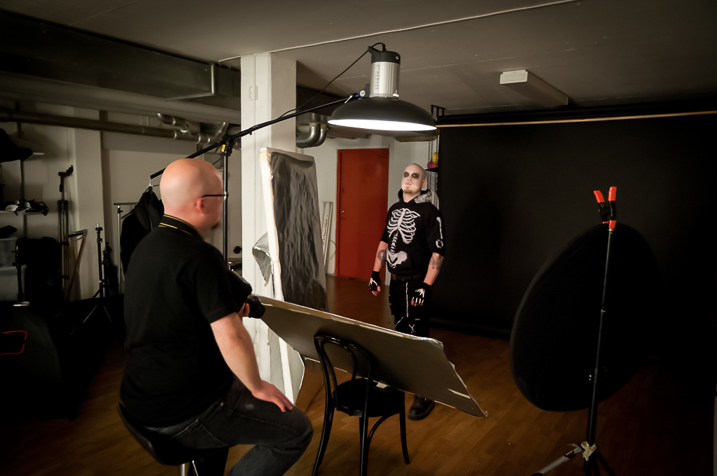 The right photo studio equipment can make magical images