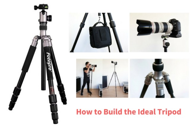 Building the Ideal Tripod