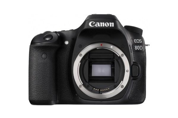 Canon 80D DSLR Popular