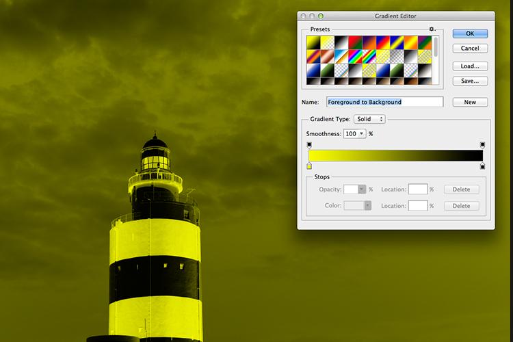hooklight-house-gradient-map